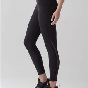 "Lululemon 7/8 (25"") Pant Leggings Size 6"